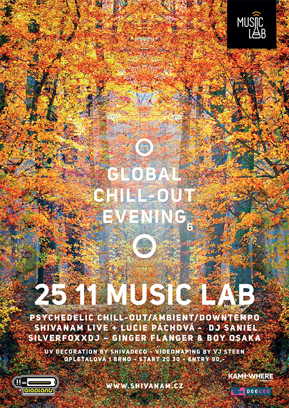 GLOBAL CHILL-OUT EVENING